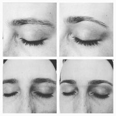 Nice and tidy after an eyebrow wax.  Perfect weather for a facial book in today or tomorrow spaces available.