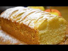 Ванильный кекс с яблоками | Cake aux pommes et vanille - YouTube