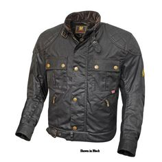 3 belstaff mojave waxed cotton motorcycle jacket caferacer british motor gear rider leather vintage retro