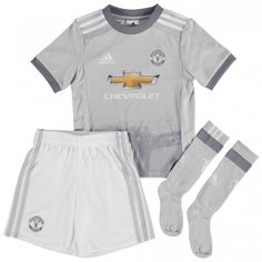 Kids Manchester United Third Soccer Jersey Kit Children Shirt And Shorts Soccer Kits, Kids Soccer, Football Kits, Football Jerseys, Manchester United Soccer, Jersey Shirt, Kids Shirts, 18th, The Unit