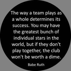 Top 16 Team-Motivationszitate - Erstaunlich coole Produkte und Gadgets Source by Team Quotes Teamwork, Inspirational Teamwork Quotes, Team Motivational Quotes, Sport Quotes, Leadership Quotes, Teammate Quotes, Coaching Quotes, Quotes Positive, Inspiring Quotes