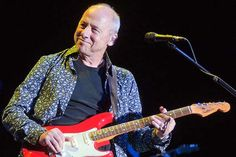 The most celebrated British guitar hero to emerge in the and Mark Knopfler rose to fame as the leader of Dire Straits, and his songwriting and inci Kinds Of Music, Music Is Life, Artist Birthday, Best Guitar Players, Dire Straits, Mark Knopfler, Film Score, Rock Artists, All About Music