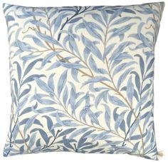 #cushioncover #willow #williammorris #handmadewithlove #countryliving #homedecor #cushionsuk  £9/95