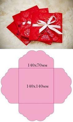 DIY Invitation Envelope - Inspiring picture on Joyzz.com: