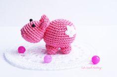 Crochet hippopotamus crochet hippo amigurumi hippopotamus