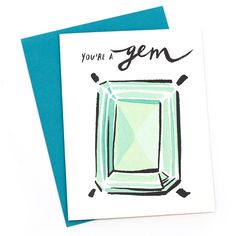You are such a gem!