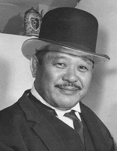 Harold Sakata as Oddjob