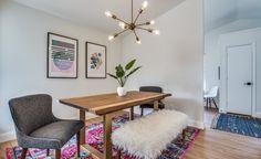 Willa Arlo Interiors Aliyah Square Pink Area Rug & Reviews | Wayfair