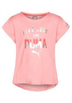 Puma - FUN - Koszulka sportowa - geranium pink