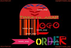 tweets_asap: design your website or company logo very attractive and professional in 24 hours for $5, on fiverr.com