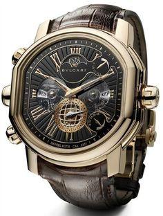 Nice watch bvlgari