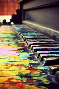 keys of art via Anonymous ART of Revolution