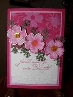Longing for Spring by kirbydeb - Cards and Paper Crafts at Splitcoaststampers