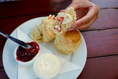 the berry farm scones | by daniel_goh