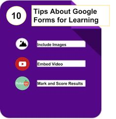 Instructional Fluency: 10 Tips About Google Forms for Learning