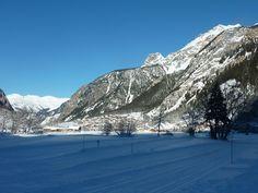 Location vacances chalet Pralognan la Vanoise: Pistes de ski de fond