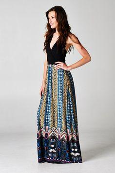 Cute Halter Dress!