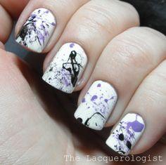 Purple The lacquerologist
