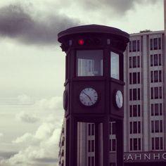 Timemachine #berlinstories #blastfromthepast #preinstaera Photoshooting Berlin © elafini Berlin, Big Ben, Eye, Mirror, Building, Glass, Travel, Construction, Trips