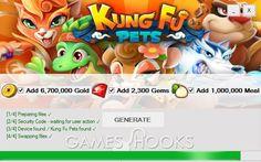 Kung Fu Pets Hack | Games Hooks