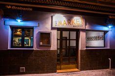Entrada a The Market Madrid, situado en C/Príncipe de Vergara 202, Madrid