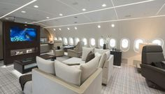 The Boeing Dreamliner: An Apartment That Can Fly - Neatorama