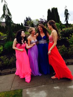 Go to prom with your best friends