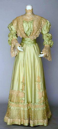 tea gown dresses victorian