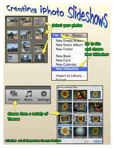 Make an iPhoto Slideshow in 15 Minutes or Less