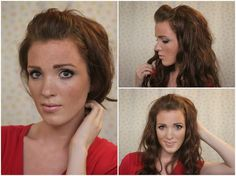'The Basics' Hair Week, Tutorial