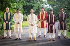 Mariage indien à Kuala Lumpur : Minnie & David | My Cultural Wedding Chic