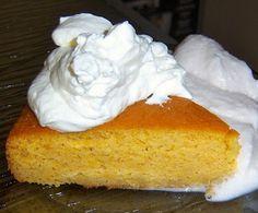 Lemon chickpea cake