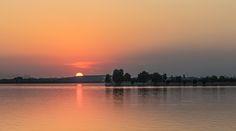 Orange sky by scamelie on 500px