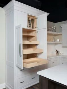 organization. Here are some closet organization ideas that create a functional space. ... Drawers are some of the best closet storage pieces. #closetideas #closetsystem #closet