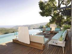 Swimmingpool Furniture 🇮🇹MadeInItaly Order: ✍🏻dxb@superbiadomus.com