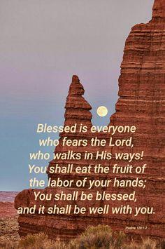 Psalms 128:1-2