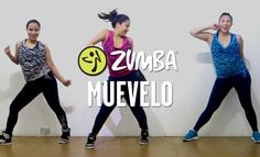 Muevelo | Zumba Fitness | Live Love Party
