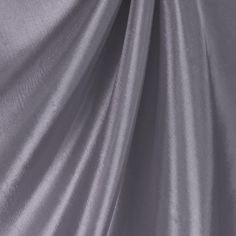 Silver Taffeta Fabric