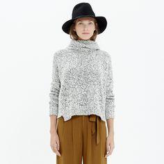 Marled Turtleneck Sweater : turtlenecks | Madewell