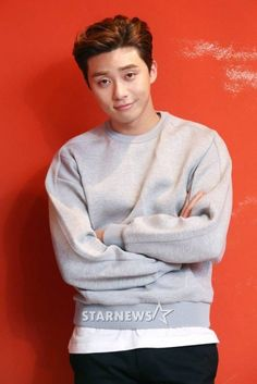 "Park Seo-joon from ""Chronicles of Evil"""