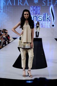 Saira Shakira 'Jie' Collection At Sunsilk Fashion Week 2017 http://www.fashioncluba.com/2017/04/saira-shakira-jie-collection-at-sunsilk-fashion-week.html