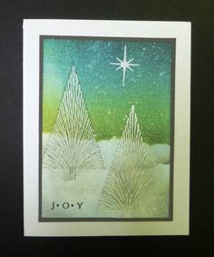 many branches tree, HA, *CC400 JOY by hobbydujour - Cards and Paper Crafts at Splitcoaststampers