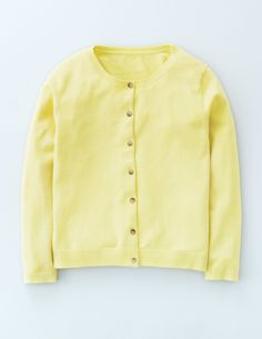 Favourite Crop Crew Cardigan WU053 Cardigans at Boden