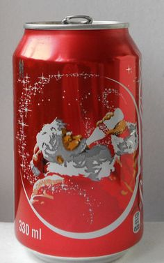 Coca-Cola 2011 Santa Coke can from Armenia Georgia Limited Edition 330 ml rare Coca Cola Santa, Coca Cola Christmas, Coca Cola Polar Bear, Merry Christmas, Coca Cola History, World Of Coca Cola, Disney Christmas Decorations, Always Coca Cola, Packaging