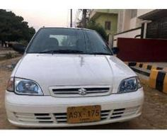 Suzuki Cultus VXR Model 2010  Fully Maintained White Color For Sale in Karachi