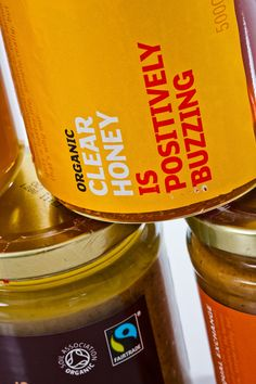 Equal Exchange organic and #Fairtrade clear honey. http://www.equalexchange.co.uk/products/organic-clear-honey/