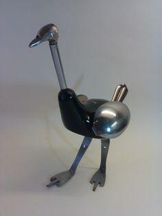 Golf Club Art, Best Golf Clubs, Golf Ball, Metal Art, Creative Art, Art Work, Sculptures, Recycling, Life Quotes