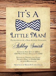 Little man baby shower invitation baby shower invitation little man baby shower invitation boy bow tie boy shower by stellardesignspro 2100 filmwisefo