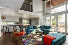 New 2-Story Home For Multi-Generational Family Of Five - Picture gallery