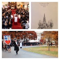 Yesterday, the SMS community and friends enjoyed a wonderful St. Margaret's Day celebration. #StMargaretsDay #scotties #church #celebration